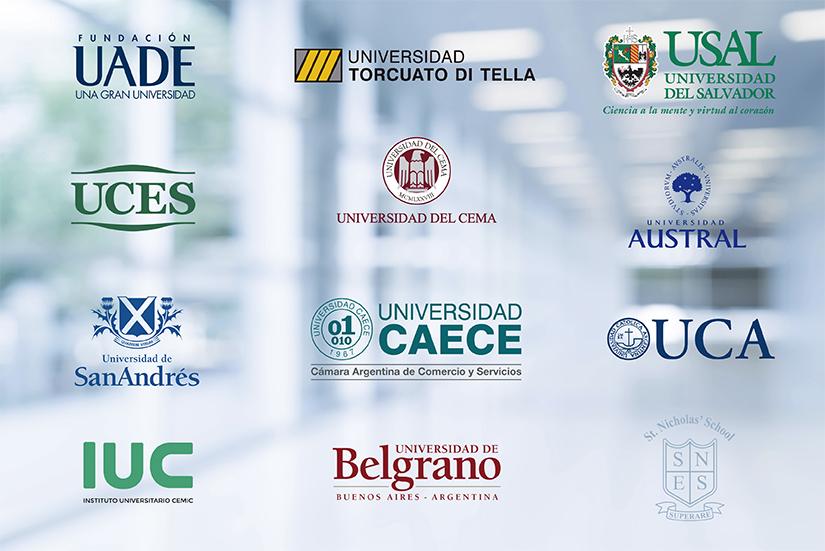 Convenios con Universidades